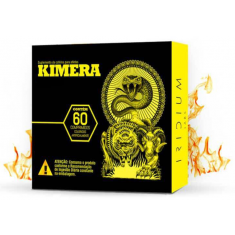 Kimera Thermo Iridium Labs 60 Comprimidos Produto